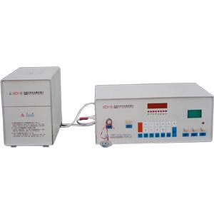 Nuclear magnetic resonance oil content tester